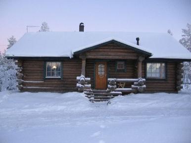 Casa de vacaciones 1231583 para 8 personas en Äkäslompolo