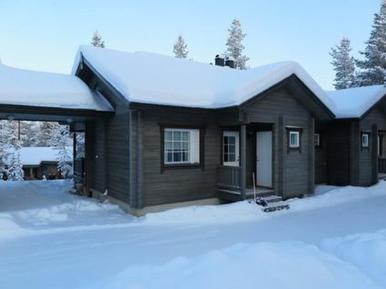 Casa de vacaciones 1231593 para 5 personas en Äkäslompolo