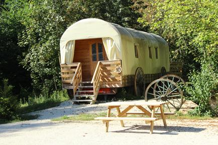 Mobile home 1236901 for 4 persons in Troyes