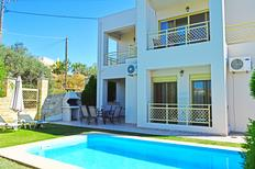Holiday home 1237826 for 5 adults + 1 child in Tavronitis