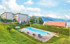 Studio 1239408 for 2 adults + 1 child in Germignaga