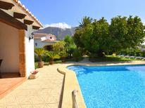 Holiday home 1240245 for 8 persons in Jávea