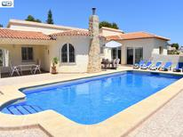 Holiday home 1240253 for 6 persons in Jávea