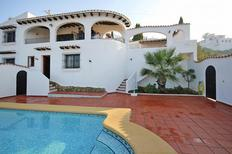 Holiday home 1241263 for 8 persons in Urbanizació Monte Pego