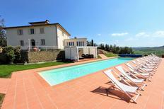 Villa 1243852 per 18 persone in Certaldo