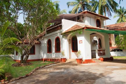 Holiday home 1245430 for 8 persons in Calangute