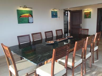 Ferienhaus 1245462 für 10 Personen in Candolim