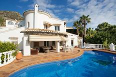 Holiday home 1245631 for 8 persons in Moraira