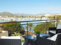 Holiday apartment 1245877 for 6 persons in Puerto d'Alcúdia
