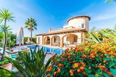 Maison de vacances 1245884 pour 6 personnes , Son Serra De Marina