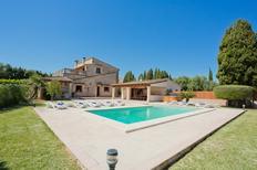 Villa 1246289 per 8 persone in Alcúdia