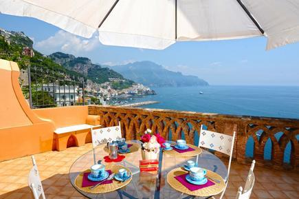 Maison de vacances 1246290 pour 5 personnes , Amalfi
