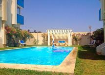 Appartement 1248071 voor 6 personen in Hammamet