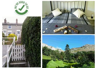 Holiday home 1249152 for 5 persons in Llangollen