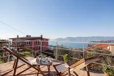 Holiday apartment 1251910 for 3 persons in Lerici