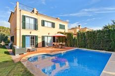 Holiday home 1252572 for 10 persons in Puig de Ros