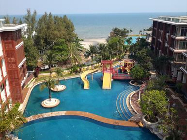 Holiday apartment 1252894 for 4 persons in Hua Hin