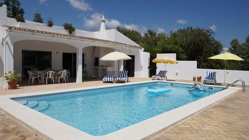 Holiday home 1254096 for 4 persons in Santa Barbara de Nexe