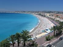 Appartement 1255842 voor 4 personen in Nizza