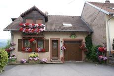 Villa 1257652 per 3 adulti + 2 bambini in Haselbourg