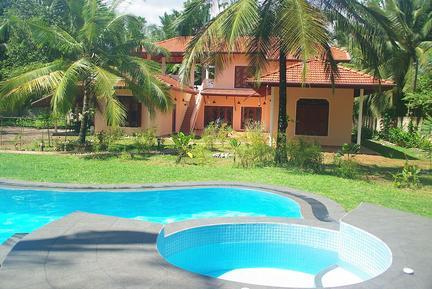 Villa 1258404 per 8 adulti + 6 bambini in Habaraduwa