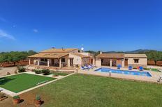 Villa 1259393 per 6 persone in Cala Mondrago