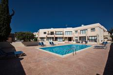 Appartement 1260832 voor 5 personen in Agia Napa