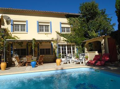Holiday apartment 1260871 for 6 persons in Laudun-l'Ardoise