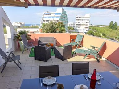 Appartement de vacances 1261052 pour 6 personnes , La Grande-Motte