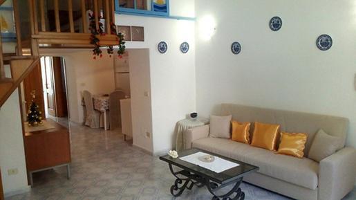 Appartamento 1261677 per 8 persone in Ischia Ponte