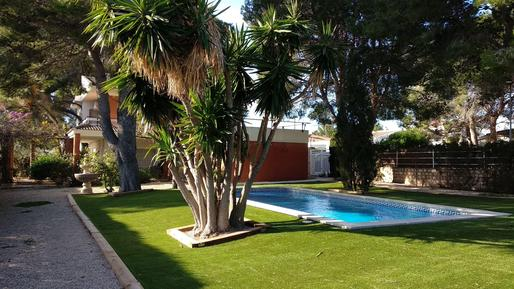 Holiday home 1262261 for 10 persons in L'Ametlla de Mar