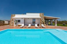 Ferienhaus 1262304 für 6 Personen in Acquarica del Capo