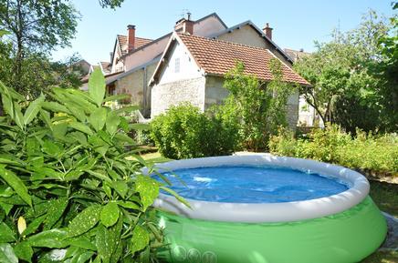 Ferienhaus 1262341 für 6 Personen in Ornans