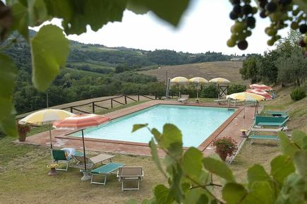 Holiday apartment 1262955 for 4 persons in San Gimignano