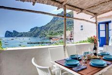 Ferienwohnung 1262966 für 6 Personen in Marina del Cantone