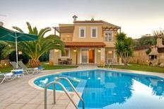 Villa 1264159 per 6 persone in Rethymnon