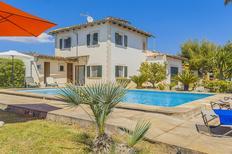Villa 1265169 per 8 persone in Lloseta