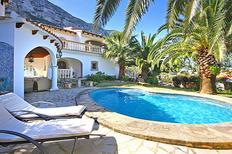Maison de vacances 1265789 pour 6 personnes , Dénia