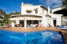 Holiday home 1265793 for 6 persons in Moraira