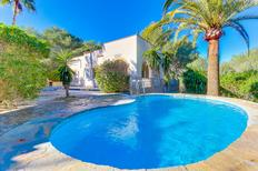 Holiday home 1266571 for 4 persons in Cala Murada
