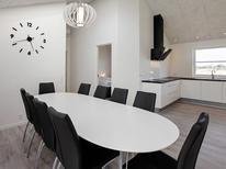 Ferienhaus 1267726 für 10 Personen in Løkken