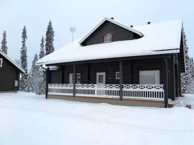 Villa 1267857 per 8 persone in Äkäslompolo