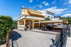 Studio 1268633 für 3 Personen in Malinska-Dubašnica