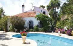 Maison de vacances 1269188 pour 2 adultes + 1 enfant , Algarrobo