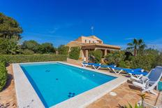 Holiday home 1269793 for 6 persons in Santanyi