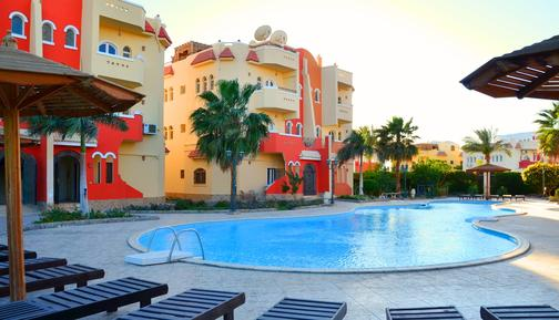 Holiday home 1270156 for 4 persons in Hurghada
