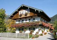 Holiday apartment 1271178 for 5 adults + 1 child in Bayrischzell