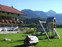 Holiday apartment 1271537 for 4 persons in Fischbachau