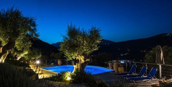 Villa 1272614 per 4 adulti + 2 bambini in Sivota