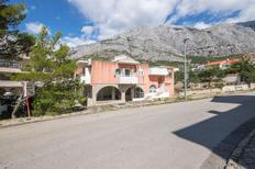 Holiday apartment 1273246 for 7 persons in Baska Voda